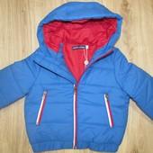 Спешите купить! Детские фирменные куртки р. 98, 104.