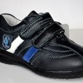 Кожаные кроссовки, ботинки Lilin Shoes р.25-36