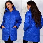 Женская куртка р от 42р до 56 полномеры отправка после оплаты