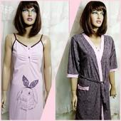 Халат+нічнушка - 200грн...Одяг для сну -  піжамки, нічнушки.. є і для годування))