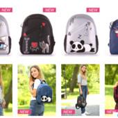 Шикарные сумки,рюкзаки,косметички ТМ Аlba soboni для взрослых и детей