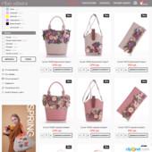 Alba Saboni - очень красивые сумки и не только для всей семьи! Новинки весна-лето 2019