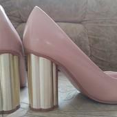 Отправка после оплаты! Весенние стильные туфли на каблуке Таких цен нет! Быстрый выкуп