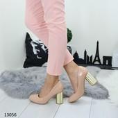 В наличии 36 37 38! +сбор) Качество! Весенние стильные туфли на каблуке Таких цен нет!