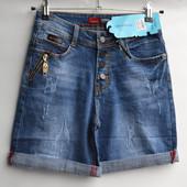 Шорты джинсовые отличного качества!!!