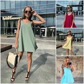 Платья, сарафаны, разные цвета!!! Выкуп от 1 ед. каждый день!!! Есть наложка!!!