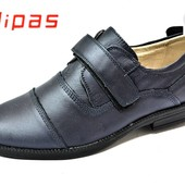 Фото 1 едет.Полностью кожаные туфли,мокасины.Размеры с 32 по 37.Разные модели