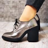 Красивенная кожаная обувь Обуваемся ) Заходите )