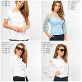 Блузы, пиджаки, кофточки, всё что нужно для офиса и школы, есть маленькие размеры. Обмен, возврат