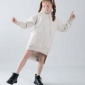 Сукні-худі для дівчаток 110-146