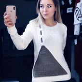 Остатки. Тёплые женские свитера.  46-52. Турция! Мои фото