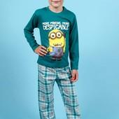 Распродажа! Цена ниже закупки! Пижама для мальчика 2-4 года. Хлопок 100 %. Количество ограничено!