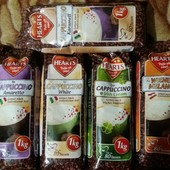 Капучино и горячий шоколад из Германии