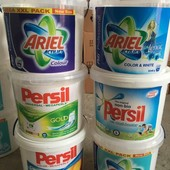 Стиральный порошок Persil, Ariel+lenor, colour, universal. Бельгия ! Гели, капсулы для стирки!