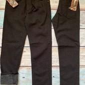 Новинки осень-зима 2020 утеплённые джинсы.