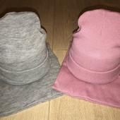 Подовжена шапка- універсальна. можна комплектом шапка +снуд .
