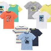 Регланы, футболки, шорты  Lupilu