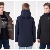 Куртки осень для мальчика р.128-170