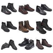 Заказ каждые 3-4 дня!Детская, женская и мужская фабричная кожаная обувь зима/деми!!!Ставка 50 грн.