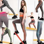 Большой выбор лосин для занятий спортом, фитнесом и прогулок, на ОБ 85-110 см