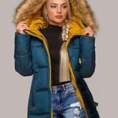 Пуховики-пальто від українського виробника Розміри 44-58. Відмінна якість. від 1 од