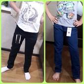 От 145грн.  Коттоновые брюки в школу 116- 164рр. Черные, синие, серые и беж. Качество!
