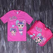 Новинки! Туники варенки, футболочки для девочек, качество отличное, 100% хлопок!