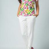Качественные брюки,  блузы цена актуальна р 42-60