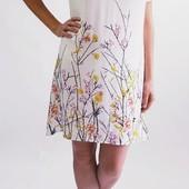 Платье хлопок штапель софт лен р. 42-60 много расцветок цена актуальна