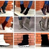 Добавила Новинки!Натуральная обувь!Ботинки,полусапоги,ботфорты!Наличие!Модели см. в комментах