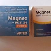 Сбор на витамины магний В6 (375мг магн и 120 мг) , с польской аптеки срок годности .2019