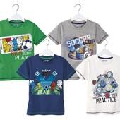 Качественные футболочки для мальчиков из Германии (98-146-152 см)
