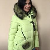 Распродажа на складе только 2 дня .Шикарные курточки р 42-52 натуральный  песец.Зима