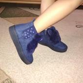 Супер ботиночки на осень только р.32-37