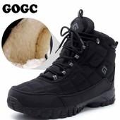 Новинка!!!Мужские Зимние ботинки Gogc!!!
