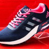 Женские кроссовки Adidas. В наличии,качество отличное.