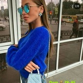 Супер цена! Новые цвета!Женские свитерки яркие красочные цвета !Размер 42-46