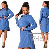 Платья  рубашки женские размер 42-46,  спортивные платья, летние платья.