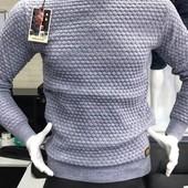 Новинки!Шикарные свитера для Ваших мужчин!реальные фото предоставлю!! !!!