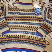 шерстяные свитера по цене 1го мотка ниток..есть много в нал. на рост 140-158 см