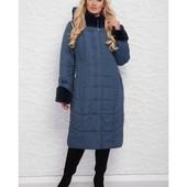 Женские пуховые куртки, пальто
