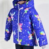 До 07.01 бесплатная доставка!!Зимняя курточка, очень теплая и легкая синтепон 300+флис!