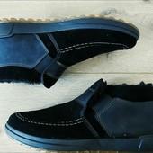 Зимние ботинки!Густой мех!Легкие!Черные!сегодня выкуп!!