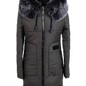 Женские зимние куртки в размерах 44-60