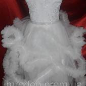 очень пышные платья, качество супер! у нас на рынке такие платья от 1000 грн.
