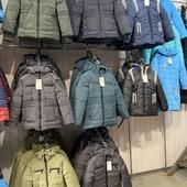 Ликвидация остатков , Зимние курточки для мальчиков от 122-158 рост