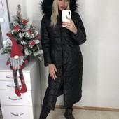 Куртка,зима,Ткань синтепон 300 непромокаемая и непродуваемая Фото в реале на нашей модели