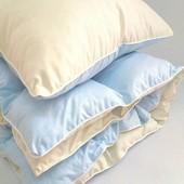 Одеяла и подушки детские
