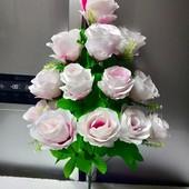 СП Искусственные цветы к поминальным дням без распаривания