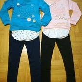У меня!! Очень  модный комплект Grace для девочек 116-146 р